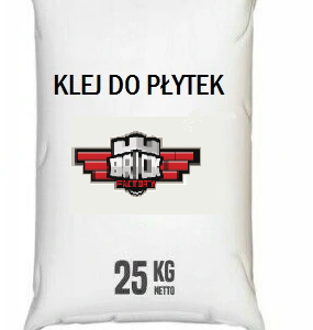 Klej do cegły 25kg